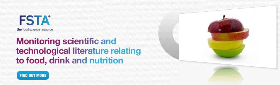 FSTA | Food Science Database