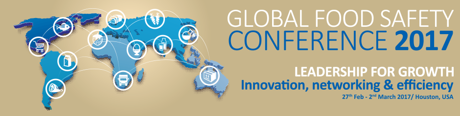 Global Food Safety Conference 2017